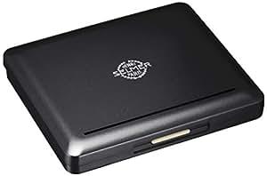 ノナカ アルトサクソフォン用 プラスチック製リードケース セルマーロゴ入り 10枚用 カラー:ブラック