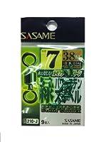 ささめ針(SASAME) 210-J 緑パワーステンスイベル 7