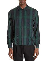 (トゥモーローランド) TOMORROWLAND メンズ トップス シャツ Check Slim Fit Woven Shirt [並行輸入品]