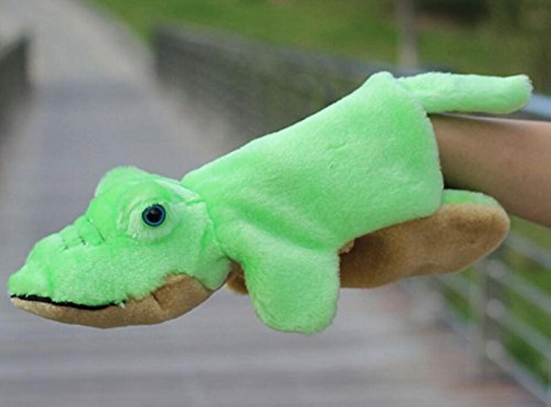 YChoice 面白い指人形 おもちゃ 子供用 手袋 パペット 柔らかいぬいぐるみ 動物園 農場物語 学生 親