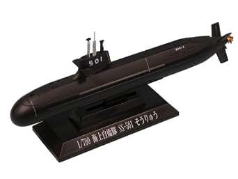 ピットロード 1/700 海上自衛隊 そうりゅう型 潜水艦 SS-501 そうりゅう J36