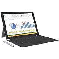 マイクロソフト Surface 3 Windows8.1Pro タブレット (Atom X7-Z8700/SSD 128GB/4GB RAM) Surfaceペン/純正キーボードセット 多言語対応モデル NR6-00002