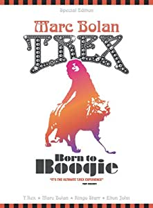 Born to Boogie [DVD] [Import]