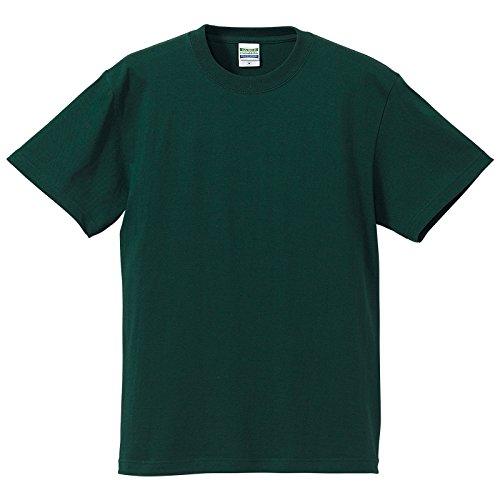 (ユナイテッドアスレ)UnitedAthle 5.6オンス ハイクオリティー Tシャツ 500101 497 アイビーグリーン XL