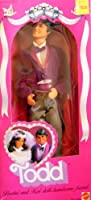 Barbie – Todd – Handsome Groom Doll ( 1982 ) by Mattel