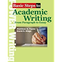 Basic Steps to Academic Writing Student Book (192 pp)