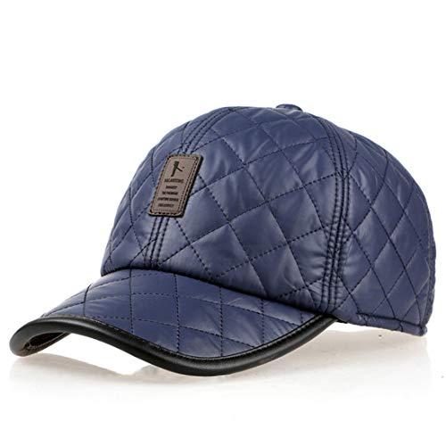 f5b6f58a3b1298 Ungfu Mall キャップ 耳当て 付き 野球帽 冬 メンズ レディスー 兼用 帽子 調整可能 カジュアル