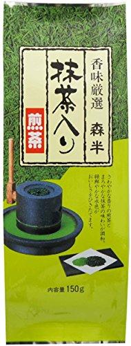 森半 抹茶入り煎茶 150g×2