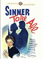 Sinner Take All [DVD]