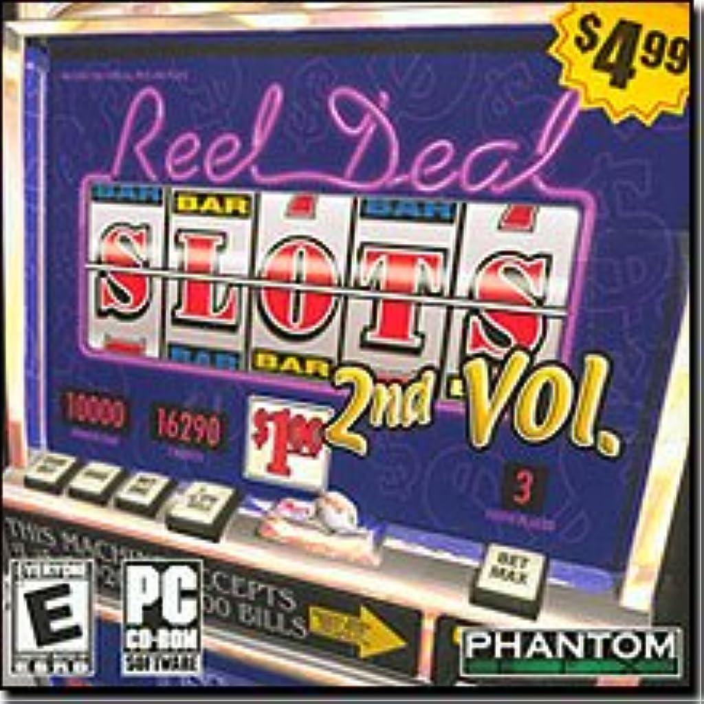 吸収剤スピン動詞Reel Deal Slots: 2nd Vol. (輸入版)