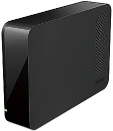 BUFFALO USB3.0 外付けハードディスク PC/家電対応 3TB HD-LC3.0U3/N [フラストレーションフリーパッケージ(FFP)]