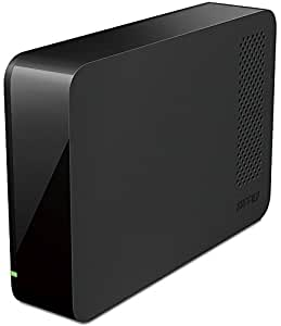 BUFFALO USB3.0 外付けハードディスク PC/家電対応 4TB HD-LC4.0U3/N [フラストレーションフリーパッケージ(FFP)]