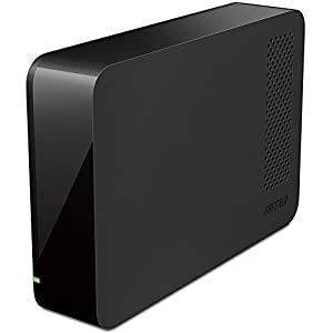BUFFALO USB3.0 外付けハードディスク PC/家電対応 2TB HD-LC2.0U3/N [フラストレーションフリーパッケージ(FFP)]