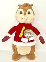 20インチAlvin and the Chipmunks Plush Greeterクリスマス