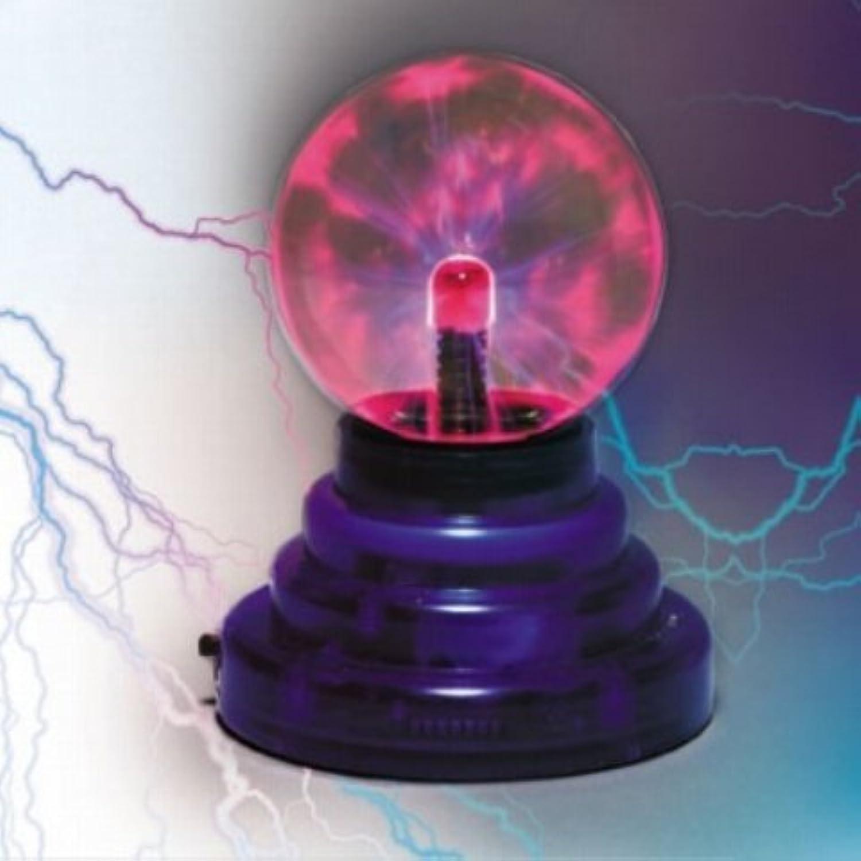 Plasma Lightning Storm Ball by Carlisle