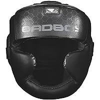 Bad Boy Legacy 2.0ヘッドガード – ブラック – Large