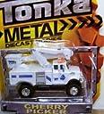 Tonka (トンカ) Metal ダイキャスト Bodies - CHERRY PICKER ミニカー ダイキャスト 車 自動車 ミニチュア 模型 (並行輸入)