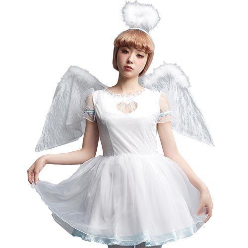 LLL-16 Sugar Angel シュガー エンジェル(Lunatic Lemony Lollipop) コスチューム レディース