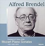 モーツァルト:ピアノ・ソナタ第3番&第4番&第17番