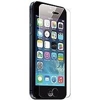 アイフォンse フィルム iPhone SE/iPhone5s/iPhone5c/iPhone5 ガラスフィルム 液晶保護フィルム 強化ガラス 日本製素材 旭硝子使用 0.3mm 硬度9H DOLPHIN47 EDGE