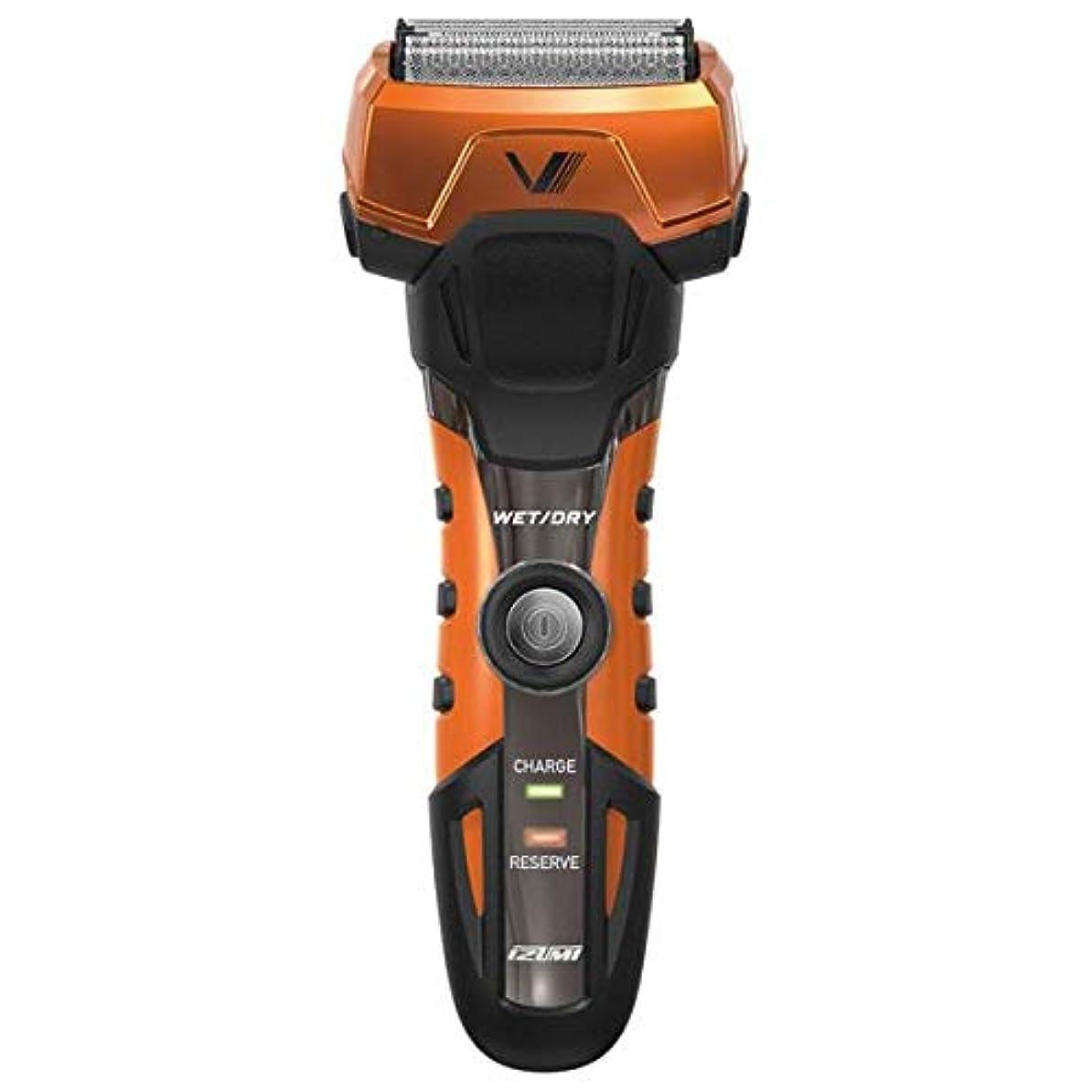 証言するジーンズもつれIZUMI A-DRIVE グルーミングシリーズ 往復式シェーバー 4枚刃 オレンジ IZF-V758-D
