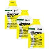 WINZONE ENERGY GEL (パイナップル風味, 3袋)