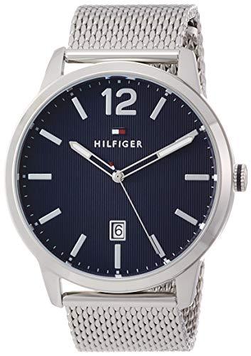 [トミーヒルフィガー]TOMMY HILFIGER 腕時計 DUSTIN ブルー文字盤 クォーツ 1791500 メンズ 【並行輸入品】