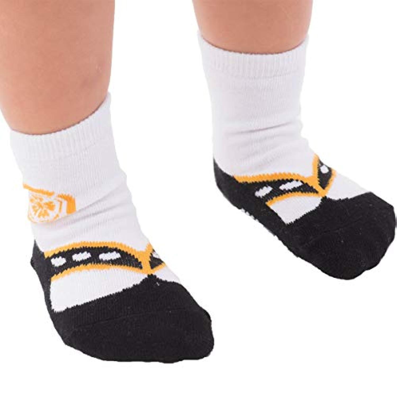(赤ちゃんまーけっと) 足袋柄ソックス 男の子 赤ちゃん 9~12サイズ