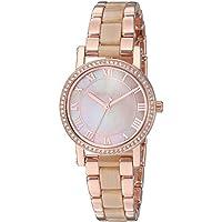 Michael Kors Women's MK3700 Quartz Stainless Steel Casual Watch