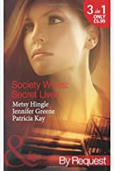 Society Wives: Secret Lives (Mills & Boon by Request) ペーパーバック