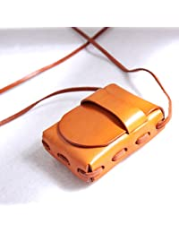 ガールズミニレザーショルダーバッグ - コインケース·財布