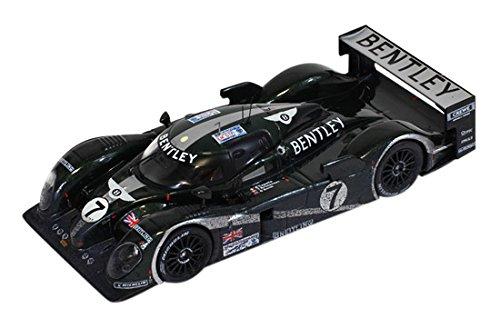 ixo 1/43 ベントレー スピード8 LM2003 #7 汚れ仕様
