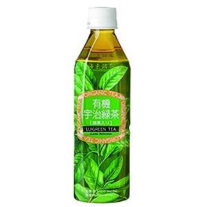 海東セレクション 有機 宇治緑茶 500ml