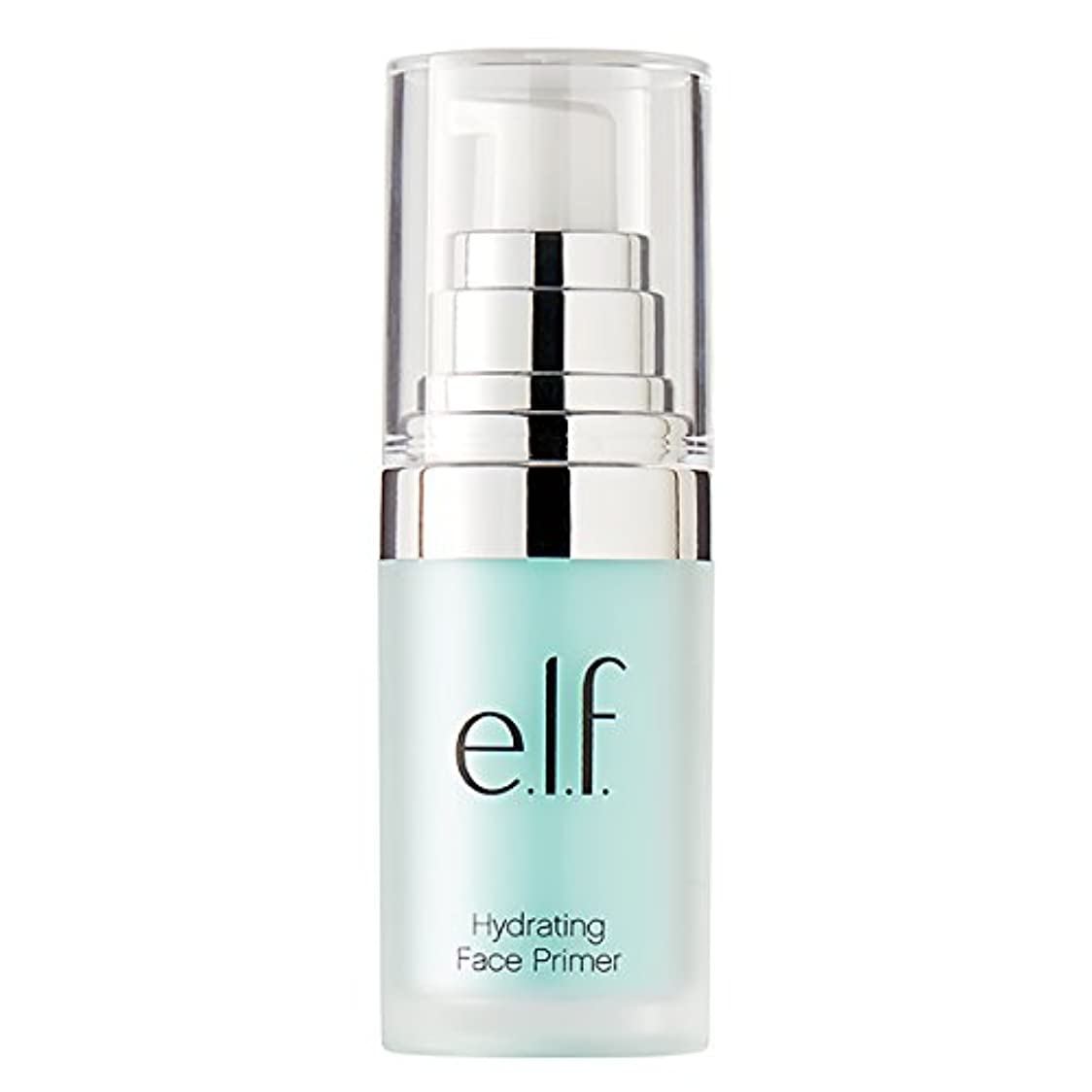 数値恒久的幾分e.l.f. Studio Hydrating Face Primer - Clear