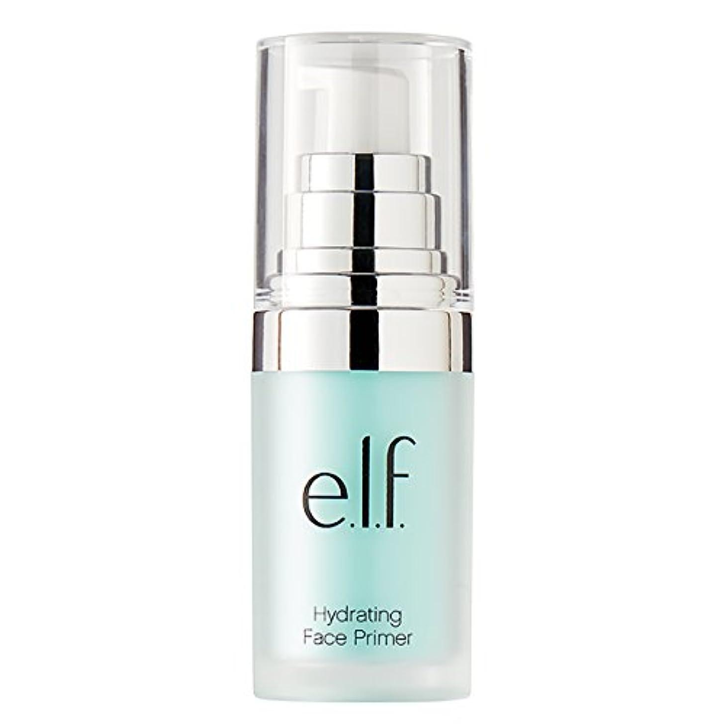ブラストほこりっぽい相互接続e.l.f. Studio Hydrating Face Primer - Clear