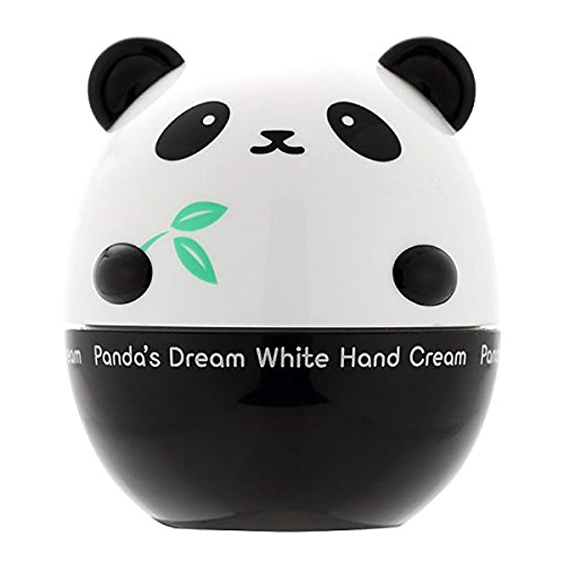 天窓破壊的処方するTONYMOLY パンダのゆめ ホワイトマジッククリーム 50g Panda's Dream White Magic Cream 照明クリームトニーモリー下地の代わりに美肌クリーム美肌成分含有 【韓国コスメ】トニーモリー