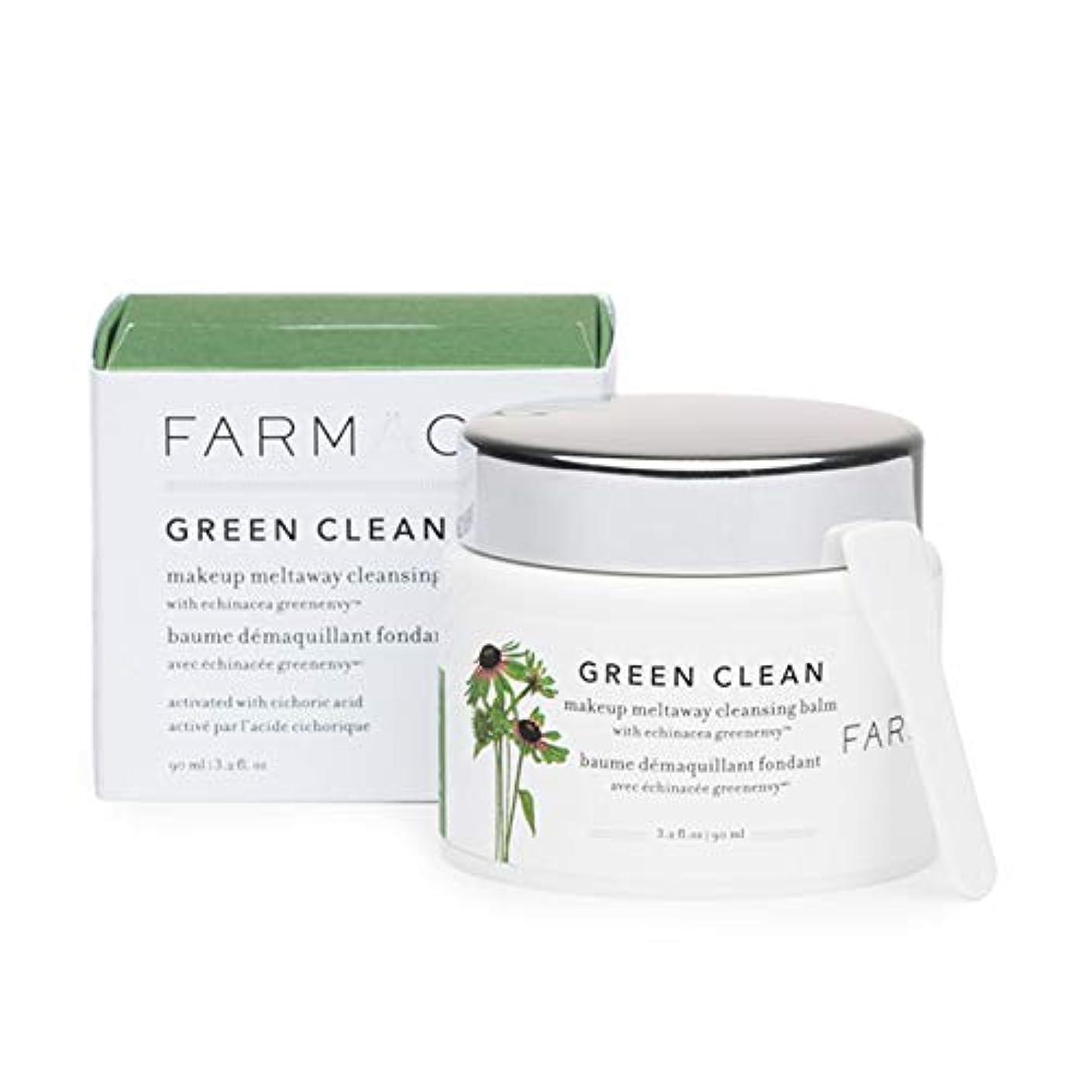 宿泊イノセンス植物学者[FARMACY] GREEN CLEAN 90ml / ファーマシーグリーンクリーン 90ml [並行輸入品]
