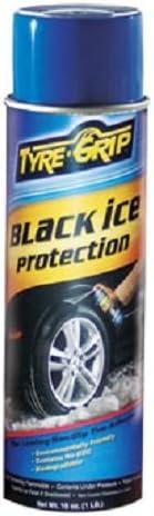 TYRE GRIP [ タイヤグリップ ] スプレー式タイヤチェーン [ ノーマルタイヤが雪用タイヤに変身! ] 北欧ノルウェーで開発した品を USAで高性能な商品に改良! [ 備え有れば憂い無し ] 冬の必需品アイテム