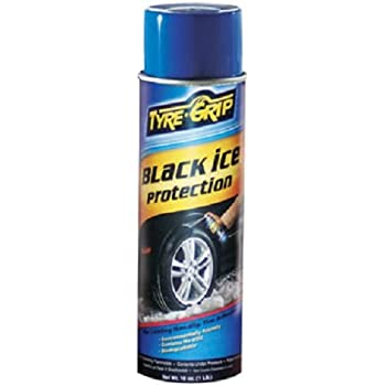 TYRE GRIP [ タイヤグリップ ] スプレー式タイヤチェーン [ ノーマルタイヤが雪用タイヤに変身!  ] 北欧ノルウェーで開発した品を USAで高性能な商品に改良!  [ 備え有れば憂い無し ] 冬の必需品アイテム[ TYRE GRIP ] BGTG-1[HTRC2.1]