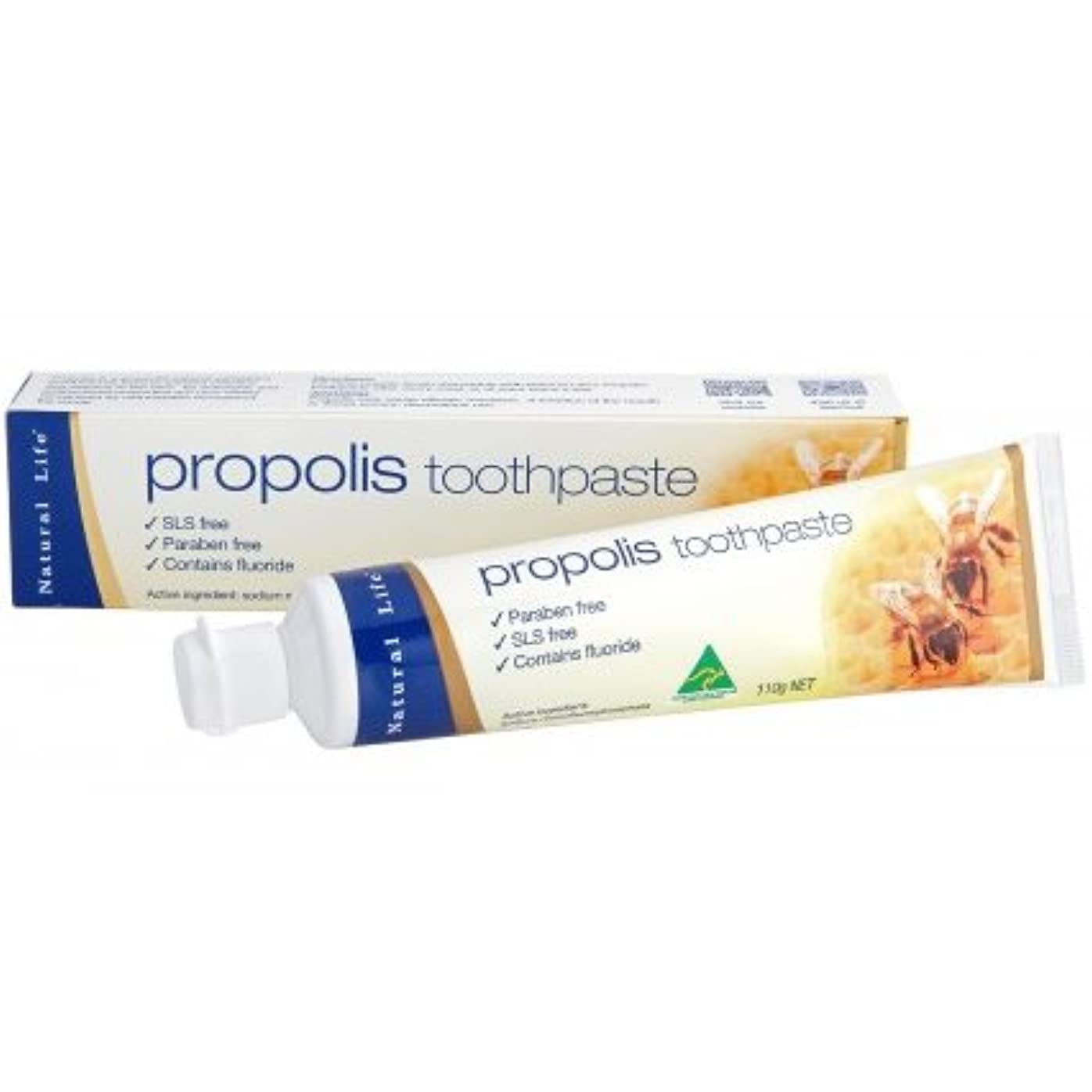 内向きカプラー近代化するプロポリス 歯磨き粉 110g オーストラリア産 [海外直送品]