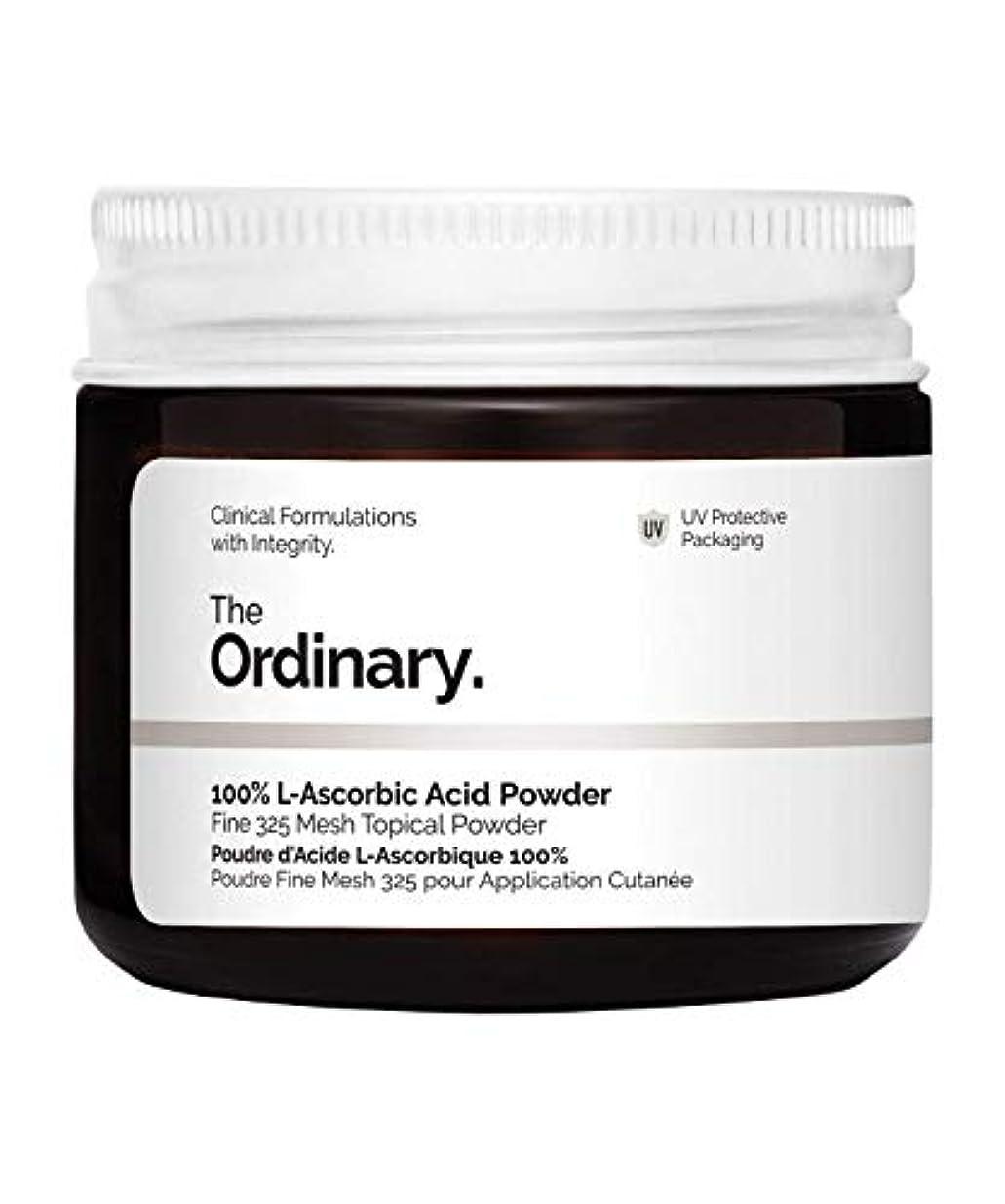 ハリケーン名声抵抗力があるThe Ordinary 100% L-Ascorbic Acid Powder