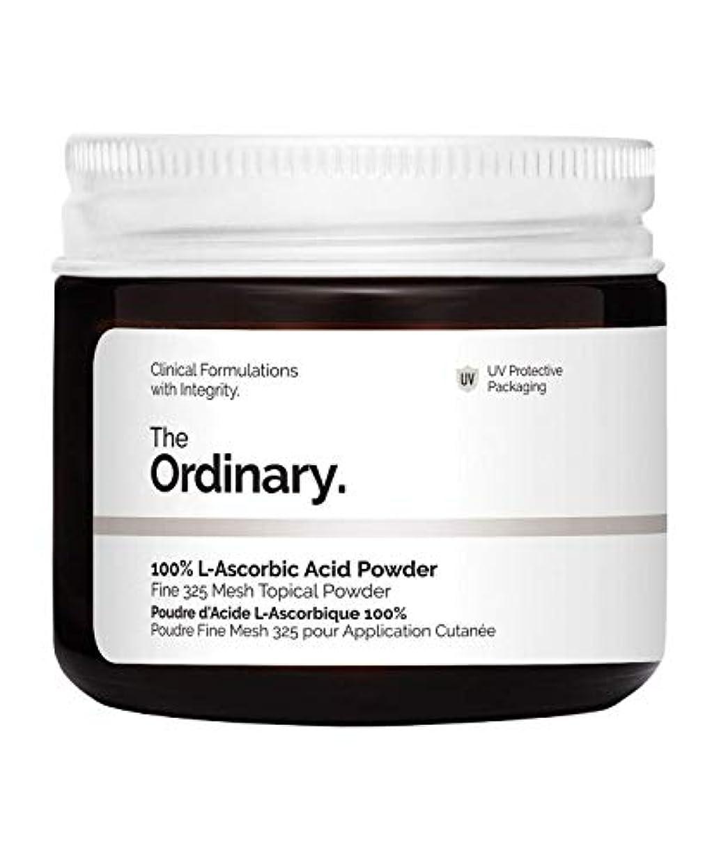 品揃え医学積分The Ordinary 100% L-Ascorbic Acid Powder