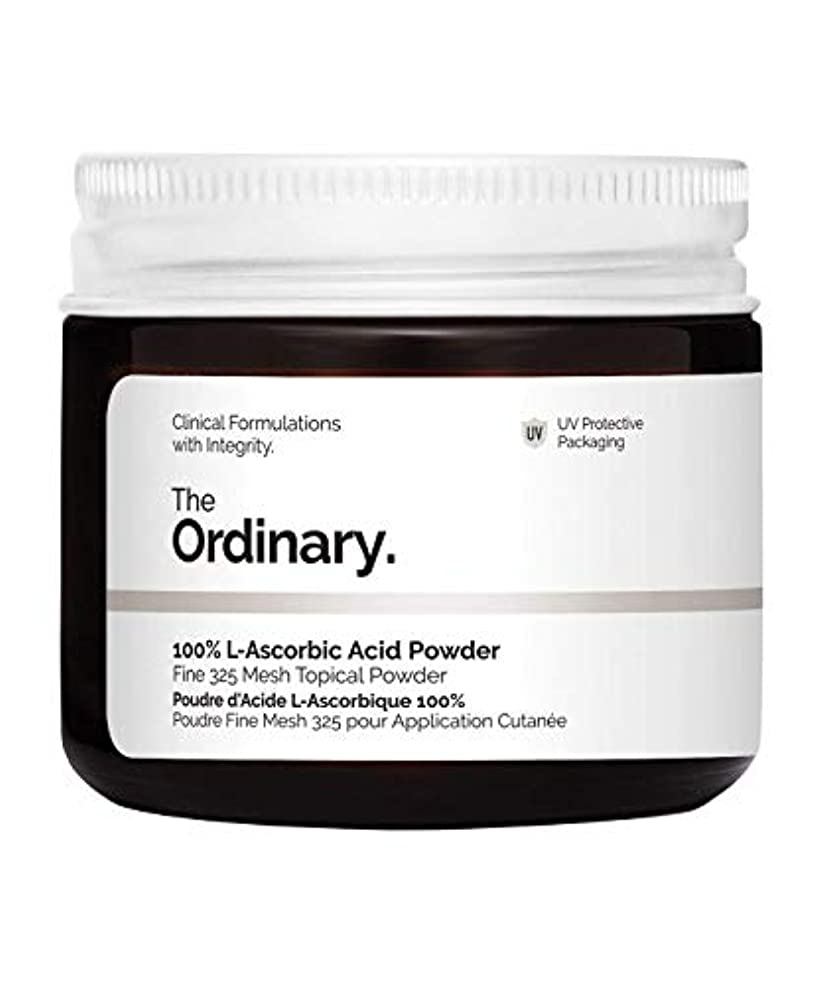 トラクター晩餐細分化するThe Ordinary 100% L-Ascorbic Acid Powder