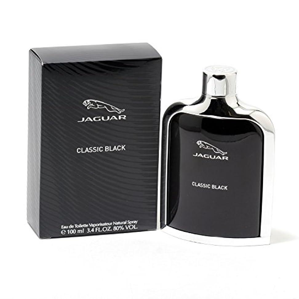 国歌鉛プログラムジャガー クラシック ブラック オードトワレスプレー 100ml
