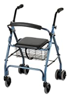 "NOVA Medical Products ""Cruiser"" Classic 4200C Walker, Blue by NOVA Medical Products [並行輸入品]"