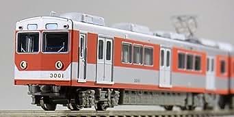 Nゲージ A6990 神戸電鉄3000系 前期型 登場時 4両セット