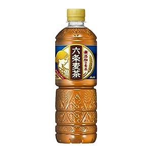 アサヒ飲料 六条麦茶 お茶 ペットボトル 660ml×24本