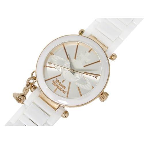 ヴィヴィアン ウエストウッド VIVIENNE WESTWOOD セラミック 腕時計 VV067RSWH[並行輸入]
