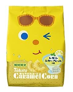 東ハト キャラメルコーン レモンシャーベット味 70g×12袋