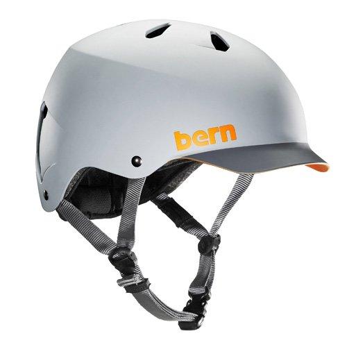Bern(バーン) WATTS Grey Grey Brim XL:59-60.5